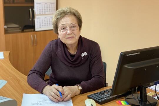 ДОНСКАЯ Галина Андреевна