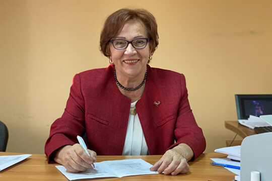 РОЖКОВА Ирина Владимировна