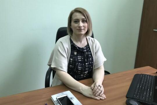ХАПКОВА Елена Алексеевна