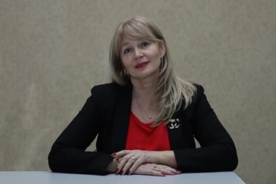 КОЛОСОВА Елена Вячеславовна