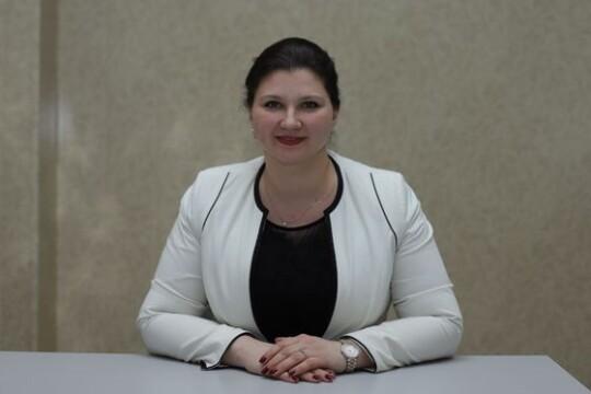 МАРКИНА Мария Андреевна