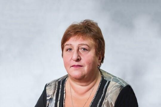 ФЕДОТОВА Ольга Борисовна