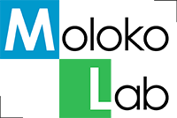 Логотип Molokolab