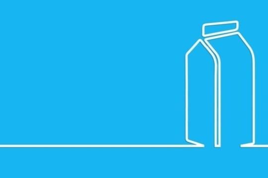 Молоко питьевое и напиток молочный стерилизованные обогащенные