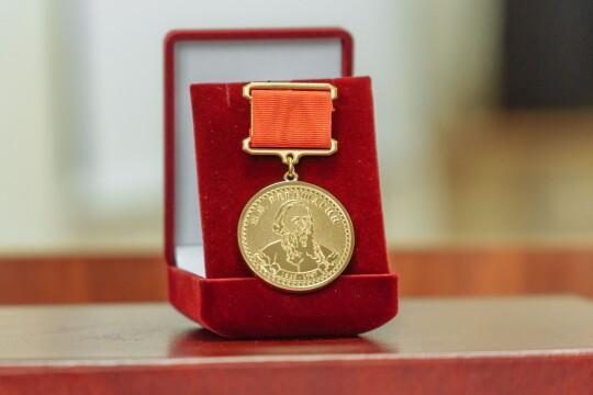 Конкурс на соискание награды «за выдающиеся заслуги в молочной отрасли имени Н.В. ВЕРЕЩАГИНА»