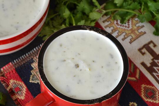Армянский суп «Спас»